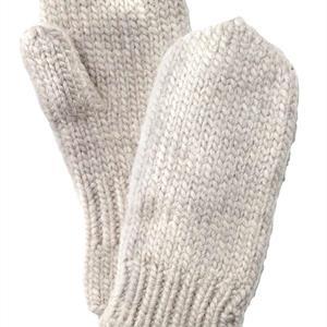 Kebnekaise Arctic Wool Mitten
