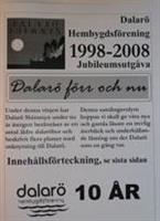 Dalarö Hembygdsförening 10 år