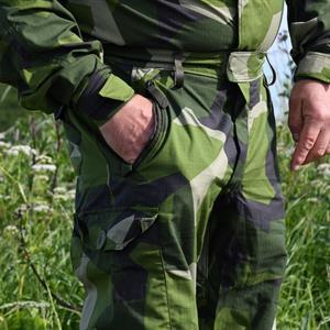 Jungel/Tropical Trouser NR m/90 grön