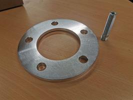 Spacer 10mm 5x127. 90mm Nav