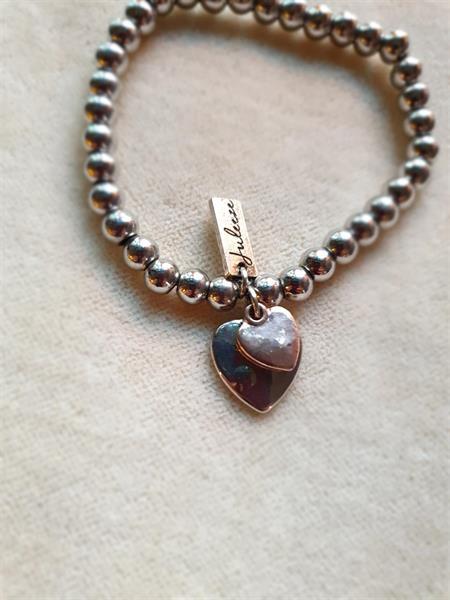 """Armband """"Hearts"""""""