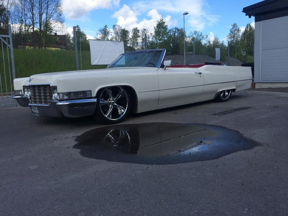 Cadillac 69