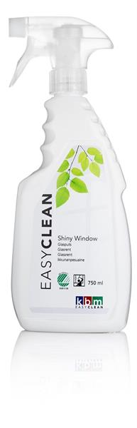 Fönsterputs Spray. Easy Clean, 750 ml