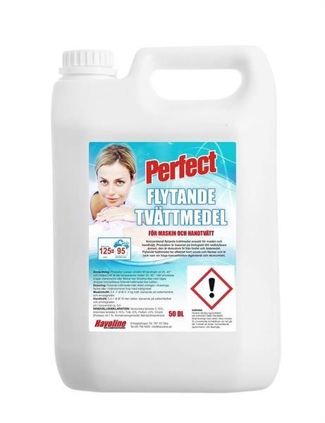 Perfect Flytande Tvättmedel. 5 liter