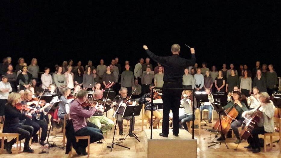 Järna Cantiones med orkester