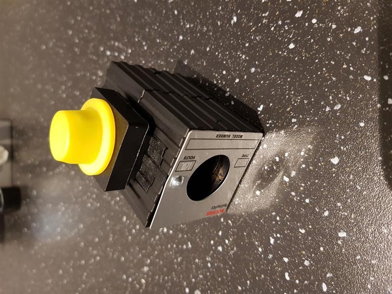Magnetspole 12 VDC till Ventilblock 5007