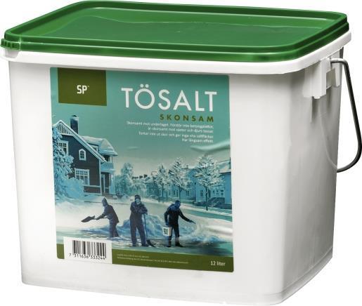 Is-smältningssmedel 12 liter