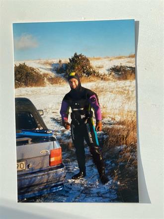 Kevin Lee på 90-talet