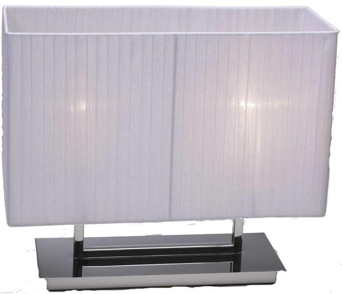 Organza table - white