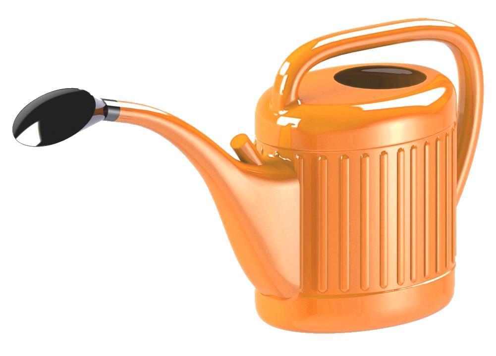 Funky vattenkanna 5L - orange
