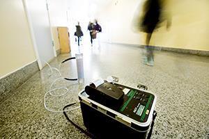 Radon i skolebygg