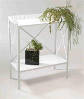 Planty planteringsbord - vit