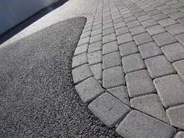 Skjærgaardstein gråmix 4,5 cm
