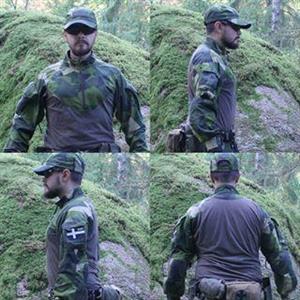 Taiga UAC-Shirt m/90 green