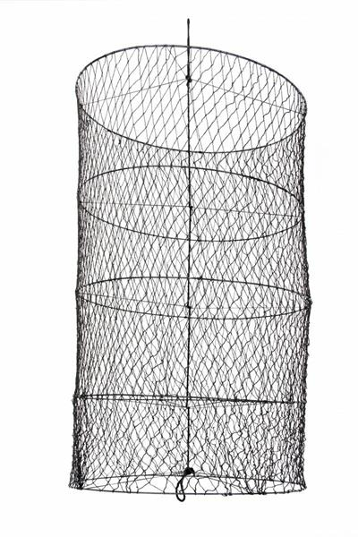 "Päivämerkki ""Black cylindrical shape"" verkko 610MM"