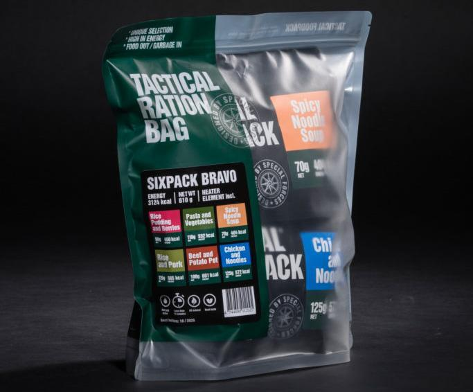 Tactical Six Pack Bravo
