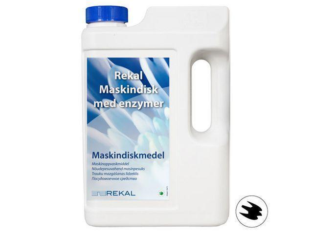 Maskindiskmedel Pulver Miljö, 1,9 kg
