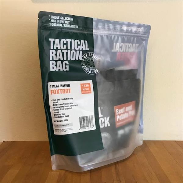 Tactical Foodpack 1 Meal Ration Foxtrot