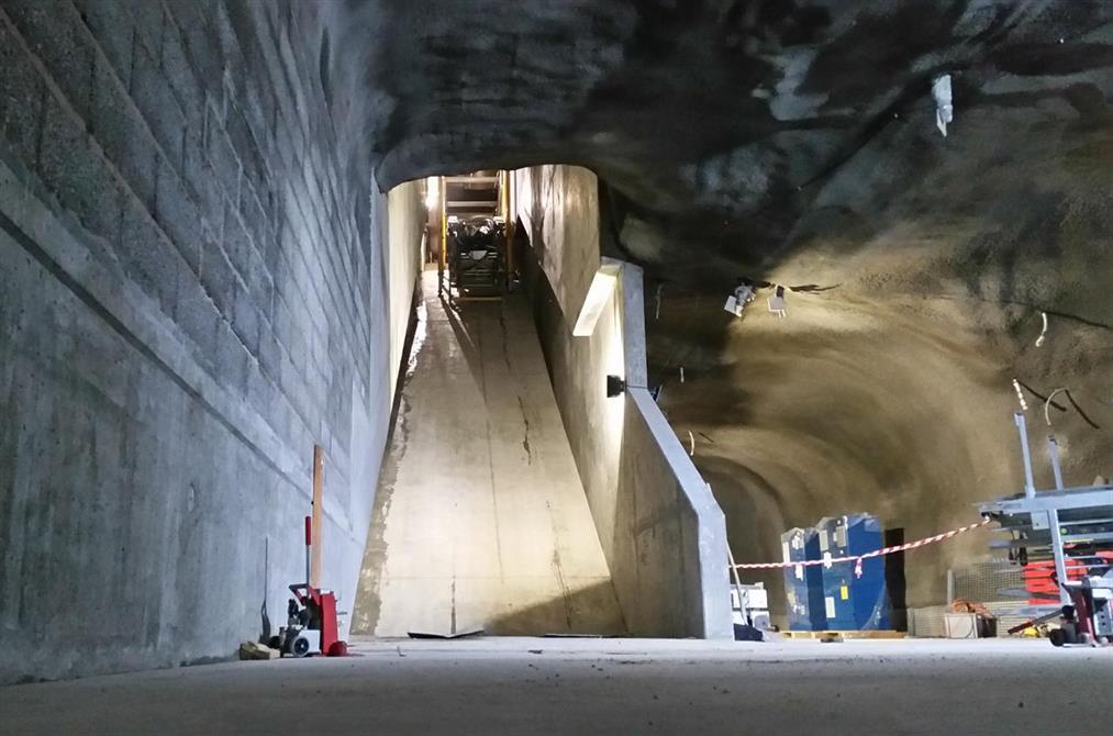 Underjordsarbete