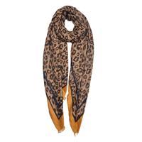 Scarf Leopard gul
