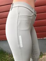 CT Piping Logo Full Grip Breeches