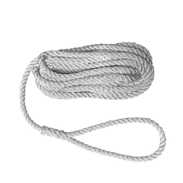 Armerad pol., 3-sl, förtlina m. ögla, 10mm x   6m