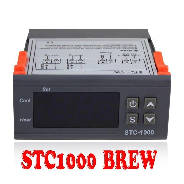 Stc-1000 Brew