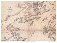 Gålö /sjökort