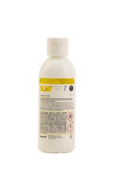 Handdesinfektion Gel 80%. Flaska 100 ml