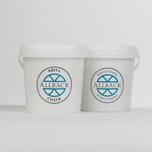Krita & Pimpstensmjöl