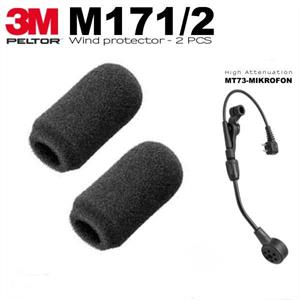 Windshield for MT73/1, MT33/1 2 PCS