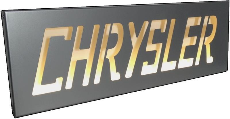 Chrysler - silver