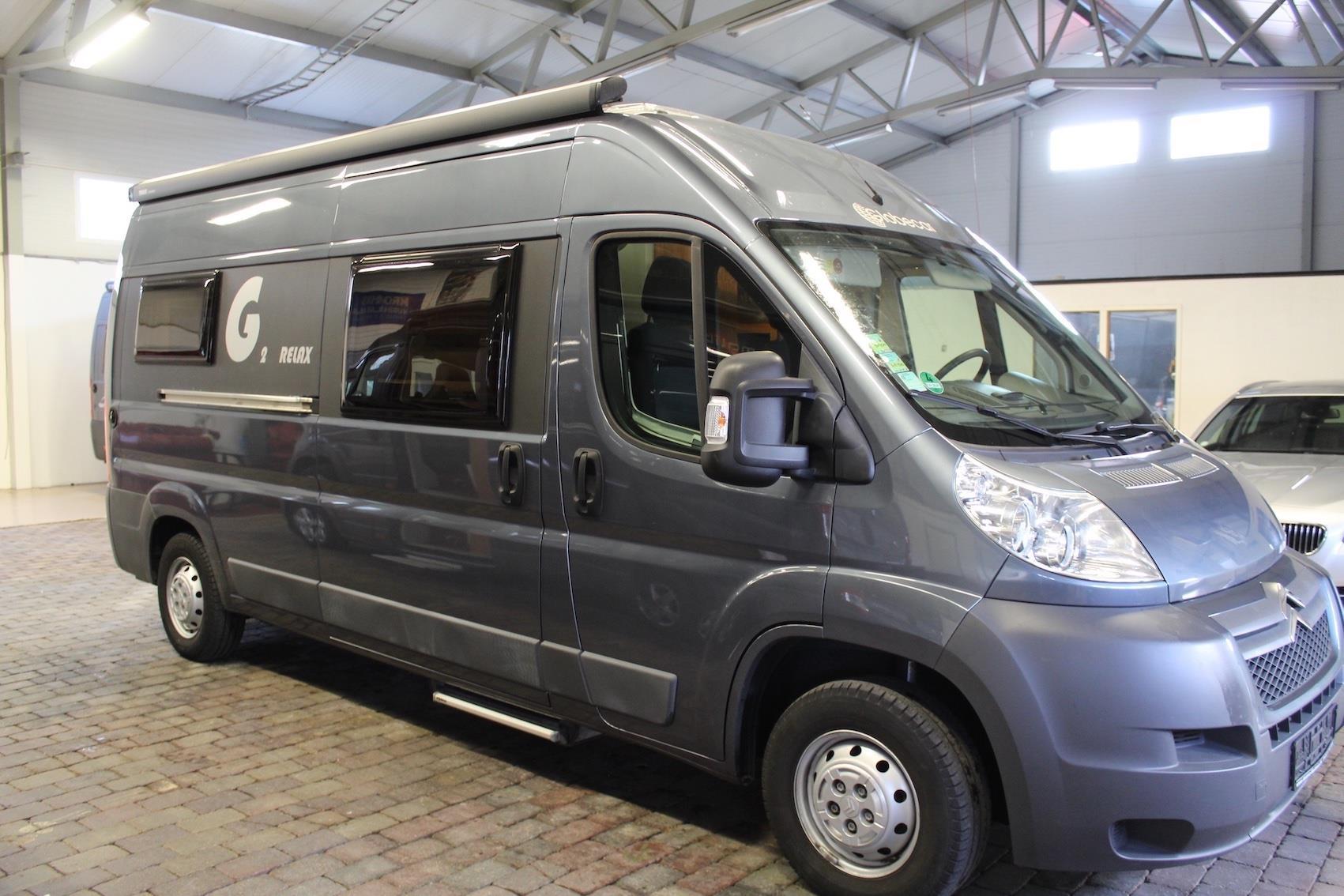 Globecar G2 Relax  långbäddar -14   467.000:-
