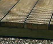 Creol terrassebord 28x120 m/riller