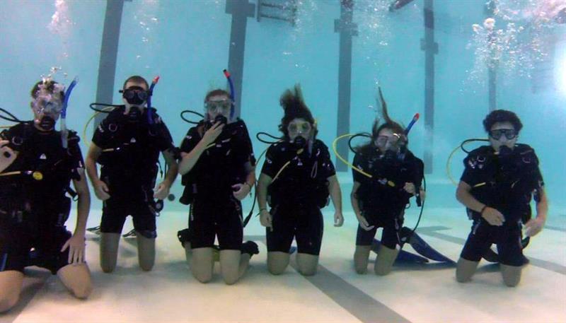 Presentkort Scuba Diver