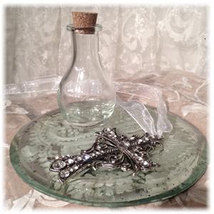 Glassbrikke