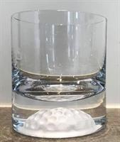 Whiskeyglas Golf 25 cl utan motiv