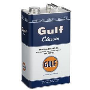 Olja Gulf Classic 20W-50-M. 5 lit