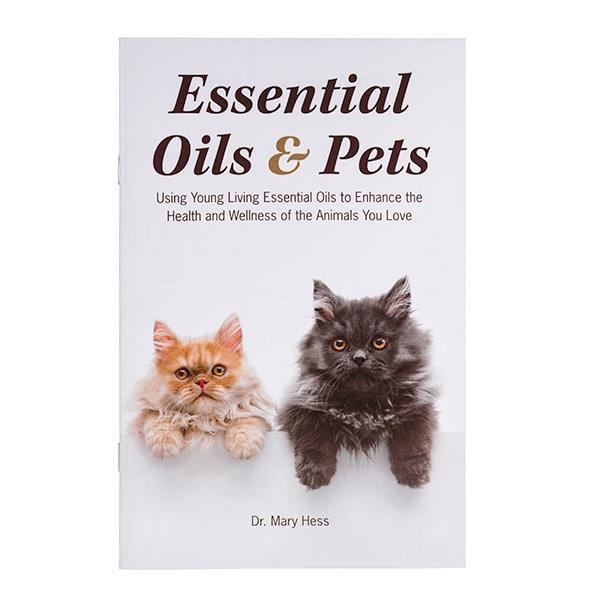 Essential Oils and Pets Häfte