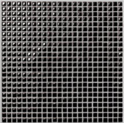 Black 1,10 x 1,10