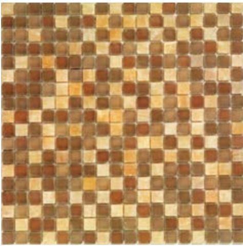 Onix Brown Matt  1,50 x 1,50 Pure Natural