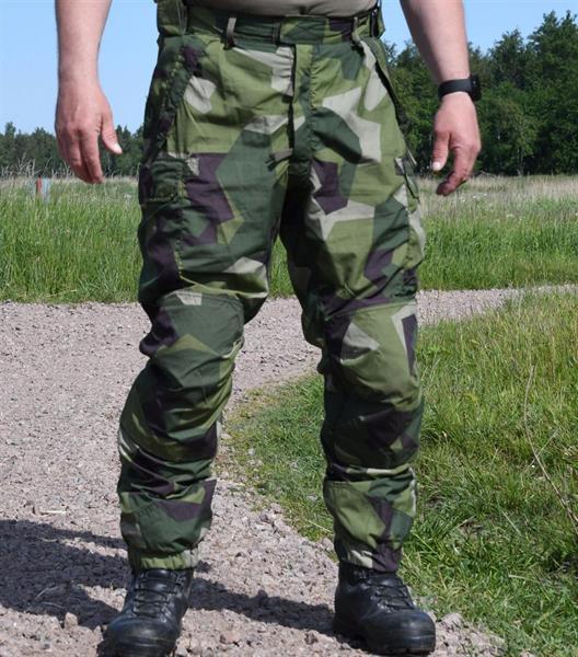 Taiga Field Trouser CPA08 m/90 green