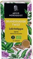 Arvid Nordquist - Te Lakritstäppa (25P)