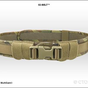 G2-Belt™ With / ITW Buckle