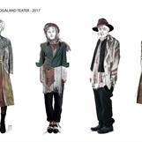 The Dictator - Rogaland Teater - Director: Morten Joakim - Costume Design: Christina Lovery