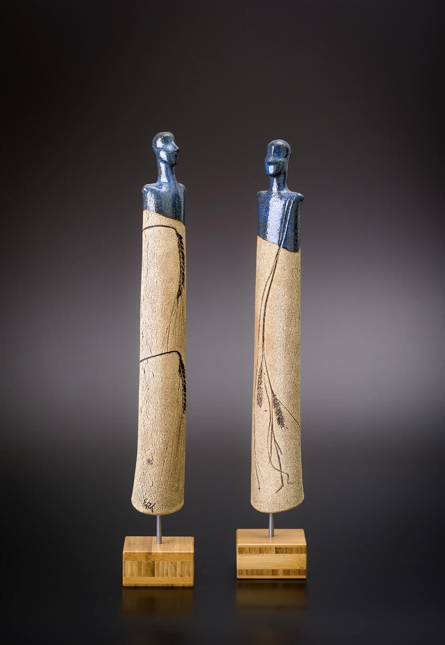 Stett-skulptuer fra ERT keramikk