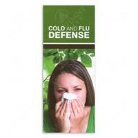 Cold and Flue Defence Broschyr