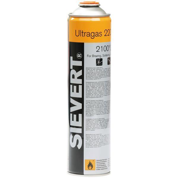 Kaasupullo Sievert Ultragas 2205 210g