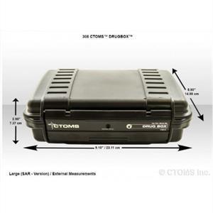 308 CTOMS™ DrugBox™ - Large SAR