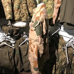 Taiga Combat IRR Shirt m/90 desert